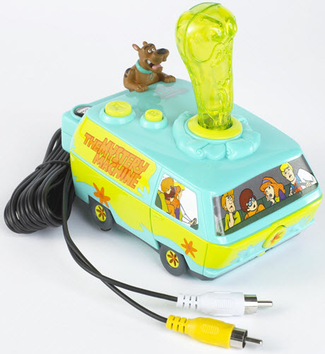 Tv Games Plug Into : Scooby doo plug play